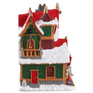 Lemax the elf workshop Santa's Wonderland 2018 - image 3